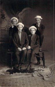 Mt Pulaski Class of 1914